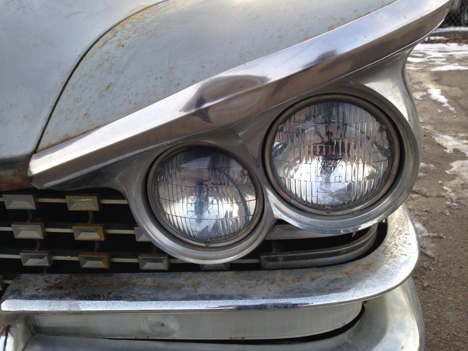 BangShift 1959 Buick Invicta