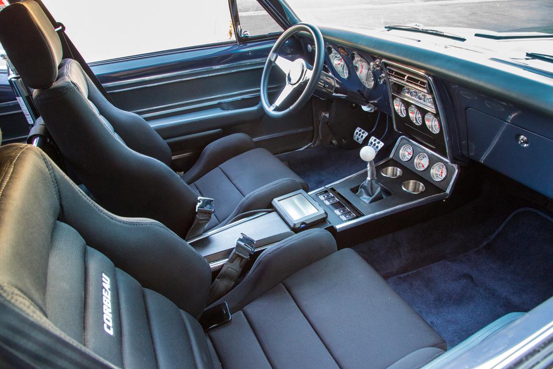 BangShift com Dwayne Klippert's 1967 Camaro Is More Than