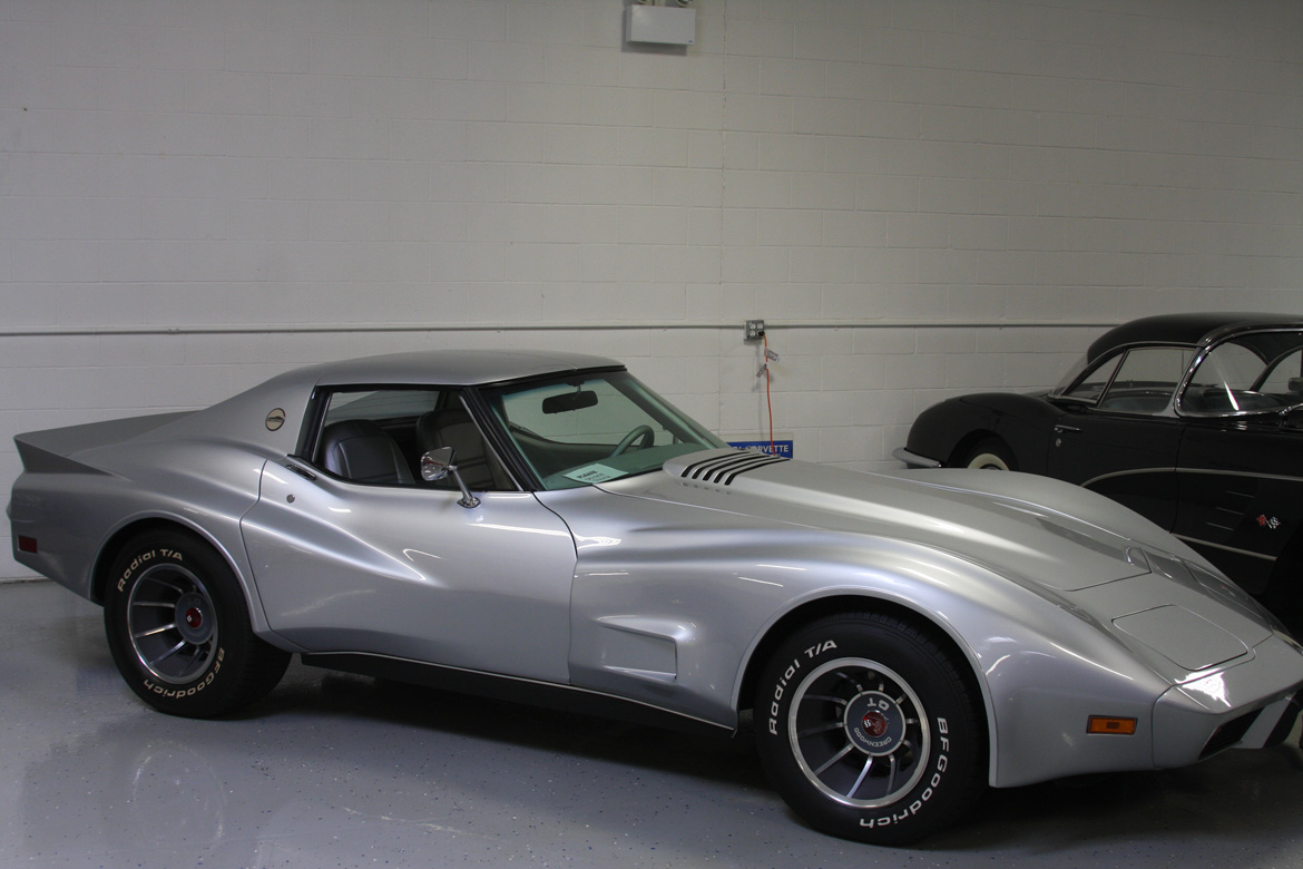 1976 Greenwood Gt Corvette Chevy Spirit Of 76 Truck This Was My Favorite Car At The Lingenfelter Collection Seriously