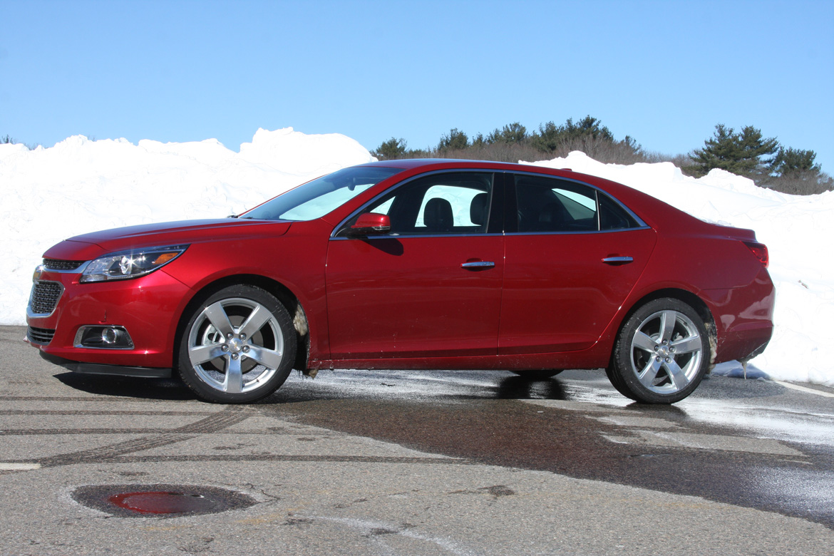 BS Roadtest: The 2014 Chevy Malibu – Good Looks and Good Power Come At A Price