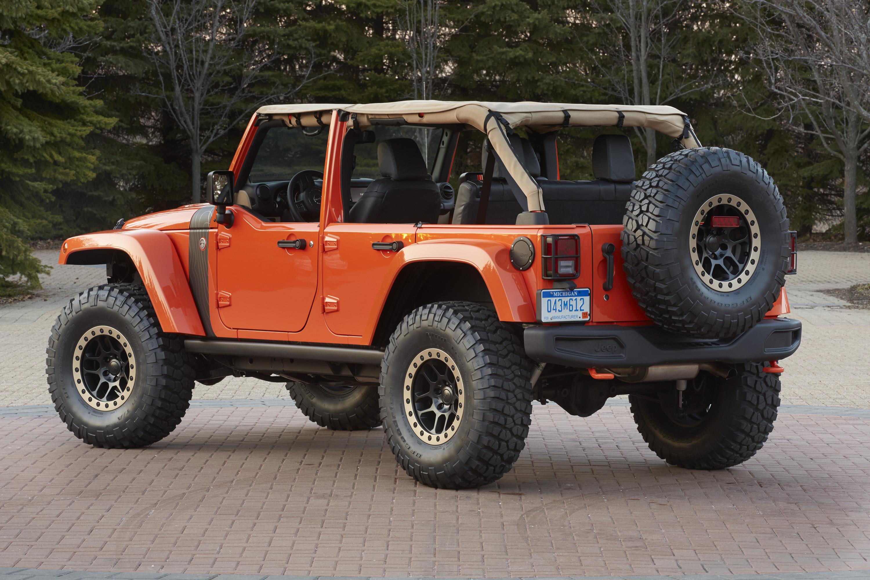 Jeep Mighty Fc >> BangShift.com Moab Eastern Jeep Safari
