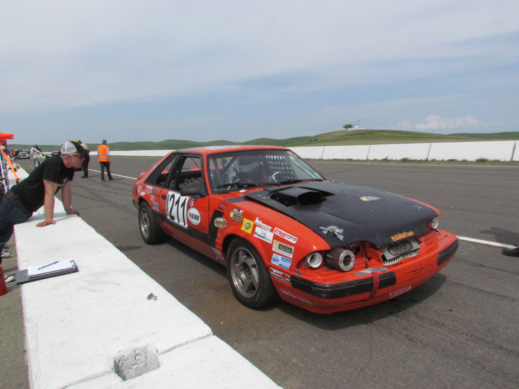 ChumpCar Race Report: Thunder Rolls and Lightning Strikes At Thunderhill Raceway's Twin Seven Hour Races