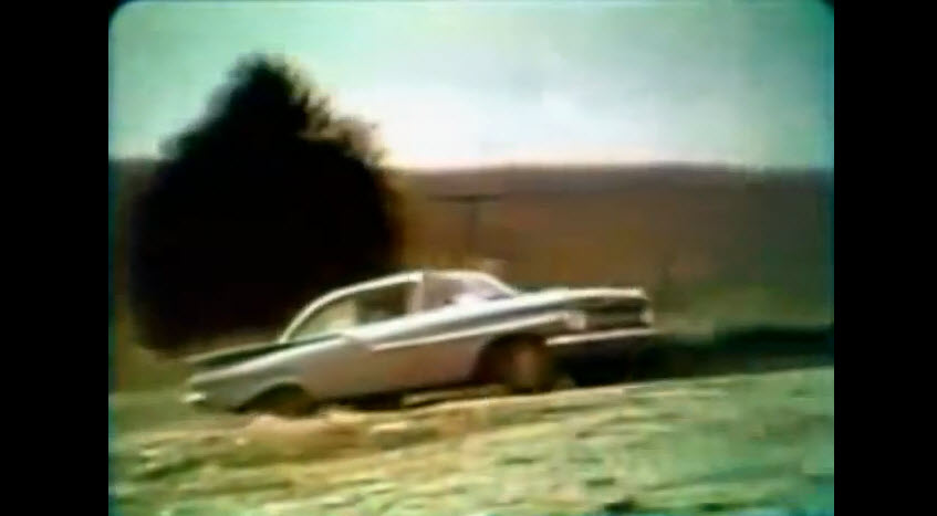 Video: Cars in action – The 1959 Chevrolet Biscayne mail car