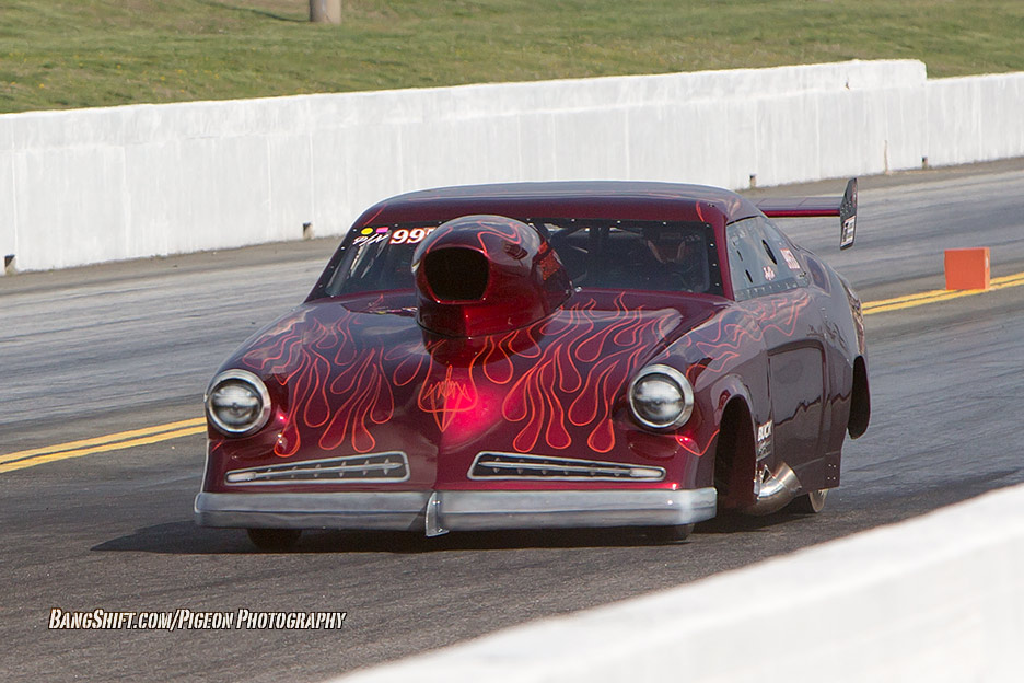 Pro Mod Action – Extreme Outlaw Pro Modifieds Take Over Virginia Motorsports Park!