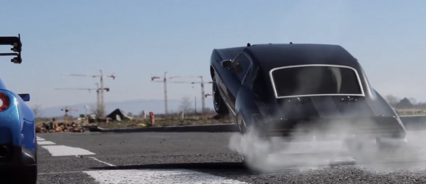 Cool Video: Check Out This R/C Car Remake Of A Scene From The Fast And The Furious!