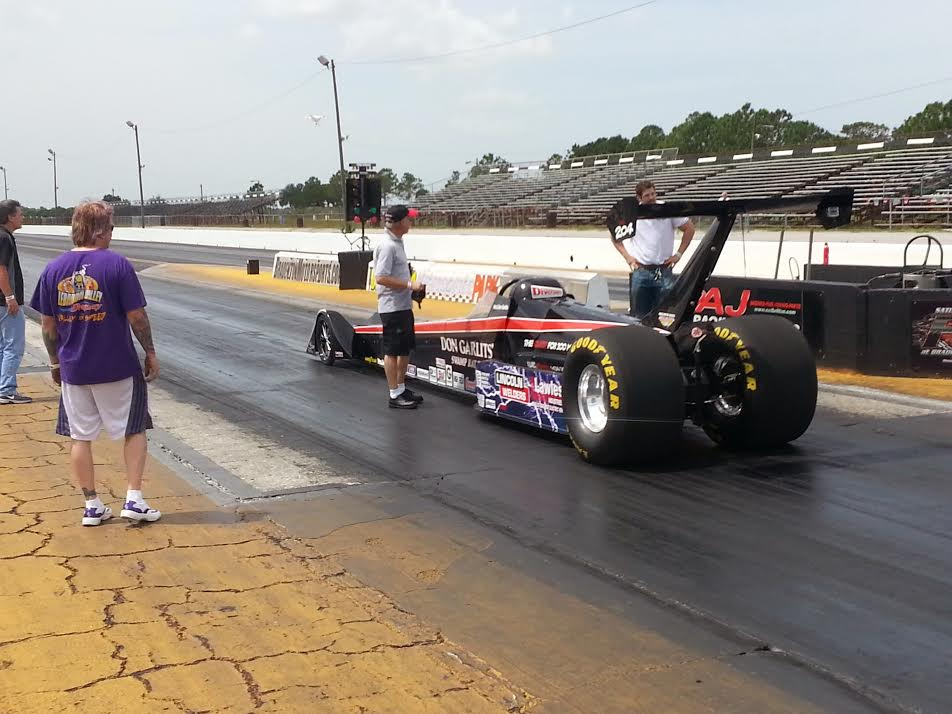 UPDATE Breaking News: Garlits Attempting To Break 200 MPH Barrier On Batteries RIGHT NOW!