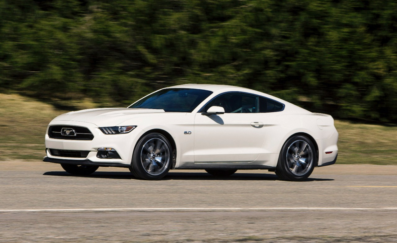 Ford Releases Special 50th Anniversary Mustang Only 1,964 Will Be Produced – Fully Loaded