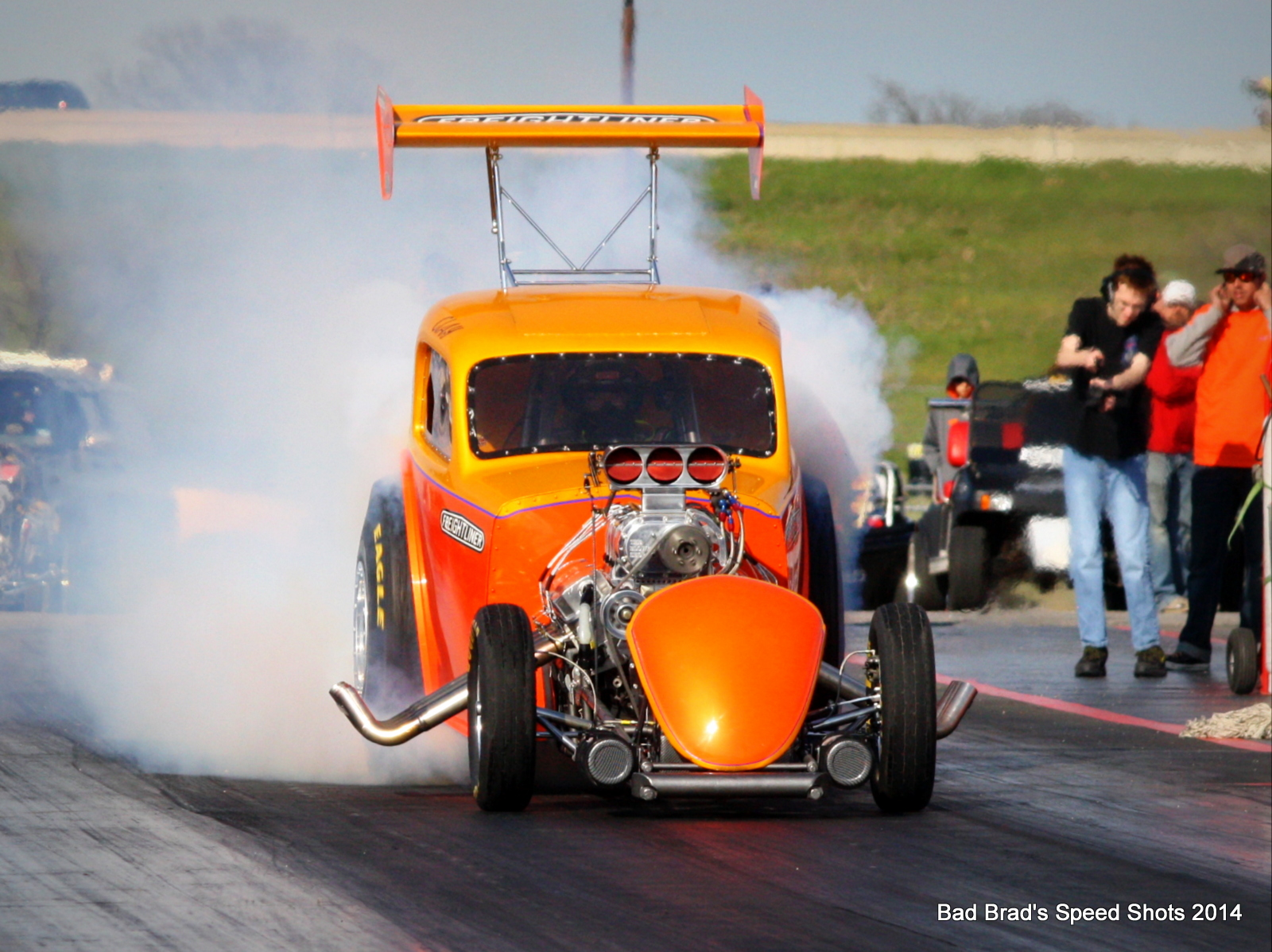 Action Gallery: Painless Performance Outlaw Fuel Altereds And SHRA Racing From North Star Dragway