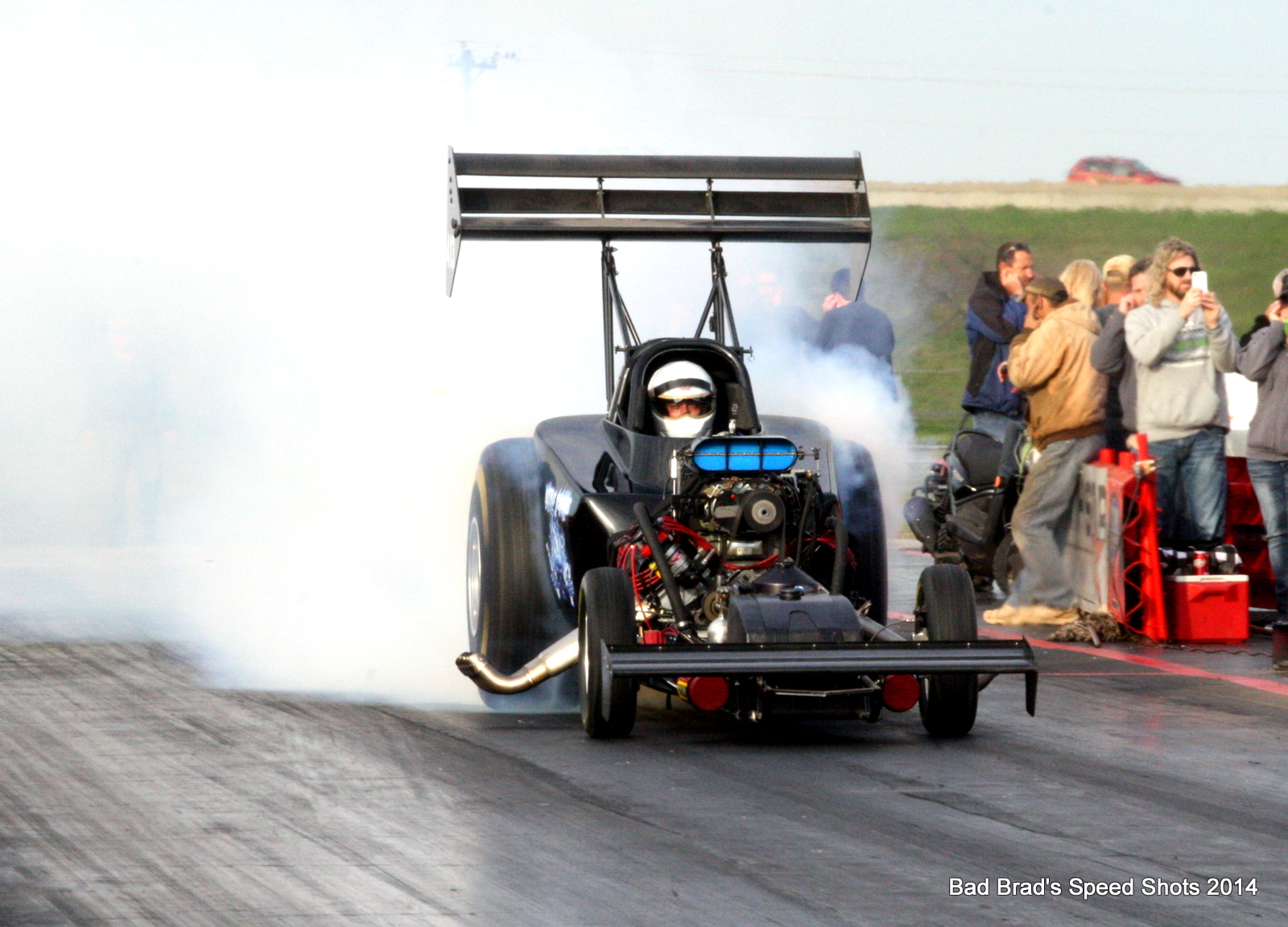 Outlaw Fuel Altered Association Photos – More Action From North Star Dragway In Texas