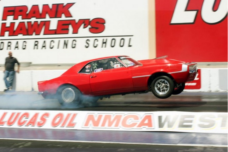 Race Report: NMCA West Action Thunders The Revived Auto Club Dragway In Fontana, California!