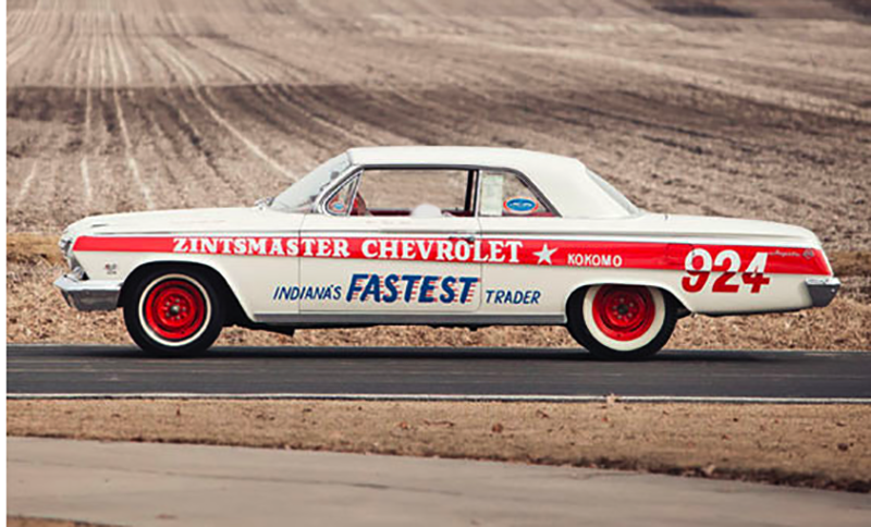The Most Original, Factory Documented, Lightweight 1962 SS 409 Impala In The World Is Headed To Auction