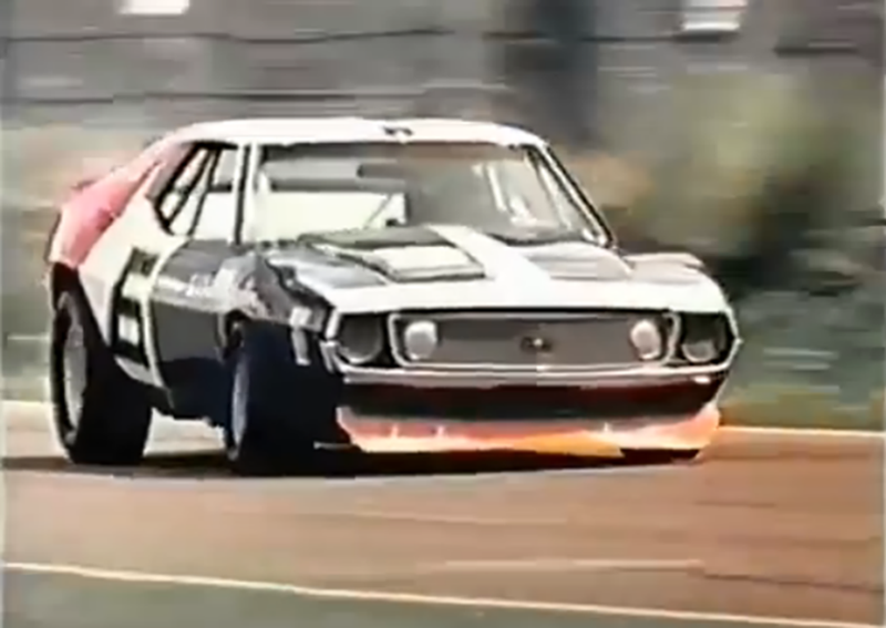 This Video Review Of The 1970 and 1971 Trans Am Racing Seasons Is Excellent – In-Car Cameras, Sideways Action, Screaming Small Blocks, Etc