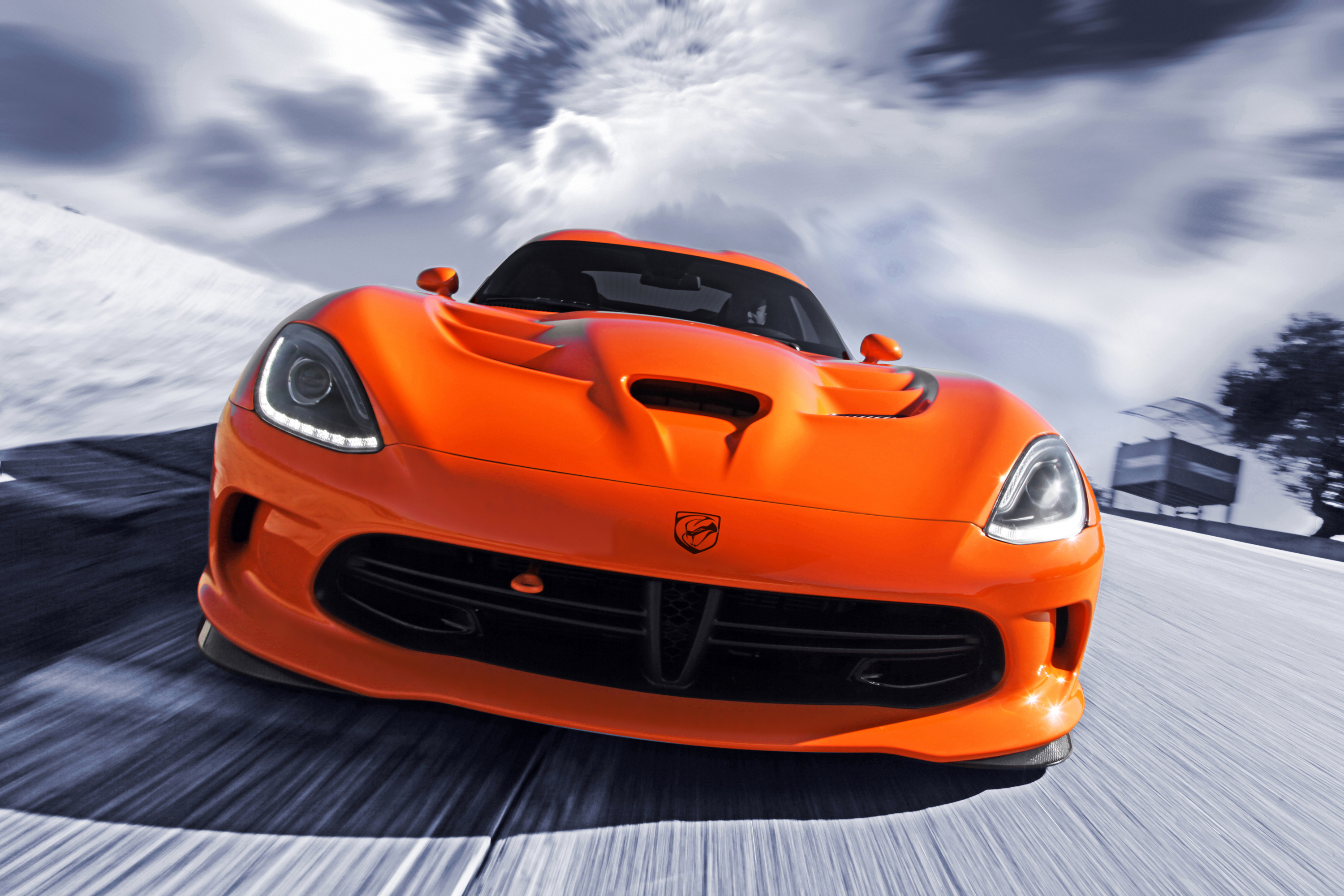 Snake Bit: Dodge Viper Production Halted – Vipers Will Not Race At Le Mans In 2014