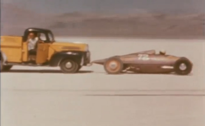 These 1950s Bonneville Videos Are Your Monday Moment Of Hot Rodding Zen