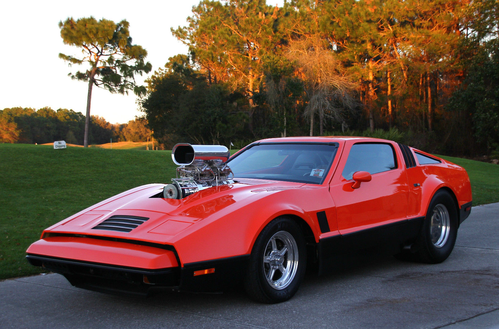eBay Find: This Pro Street Bricklin SV-1 Is Proof That Pro Street Fixes Everything