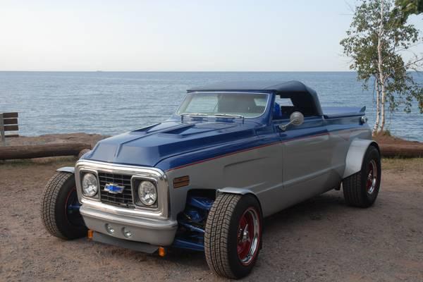 Craigslist 1972 Chevy 4x4 | Autos Post