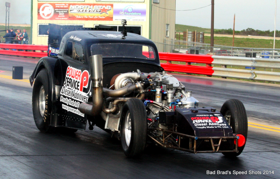 John Robinson's Cummins Diesel Powered Altered Is Nuts And Extremely Fast (Video)