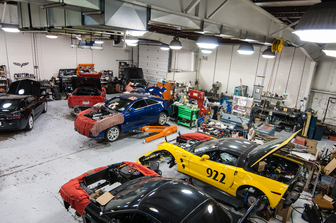 Inside Lingenfelter Performance Engineering: We Tour The Hallowed Horsepower Haven In Indiana