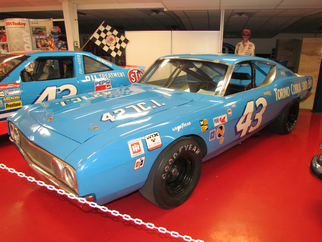 Take A BangShifty Photo Tour Of The Richard Petty Museum – Incredible History Here