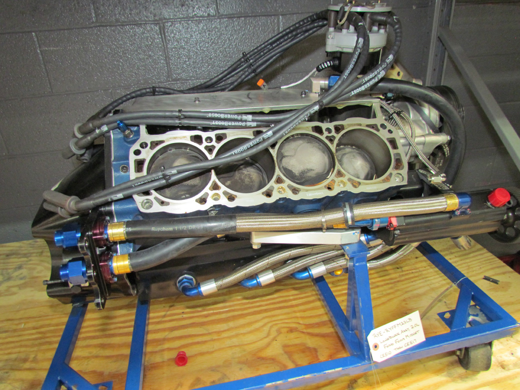 A Look Behind The Scenes At Roush-Yates Performance: Engines, Cars, Parts For Days