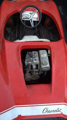 BangShift com Rupp Chevy Monza Jr Go Kart