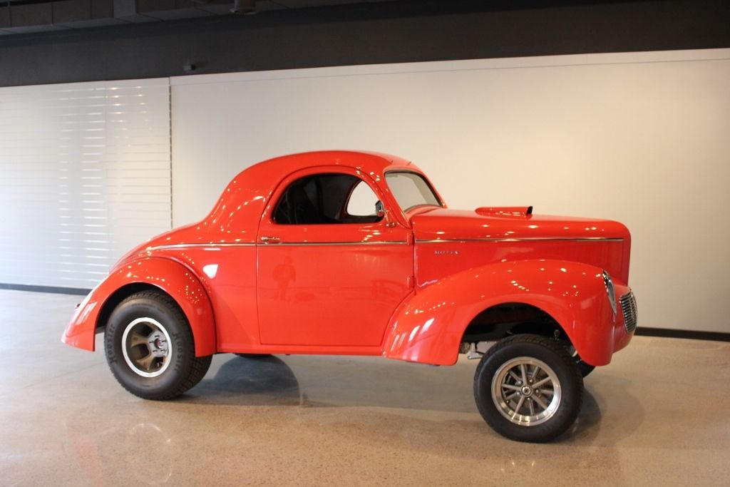 eBay Find: This Hemi Powered Willys Gasser May Be 'Glass But We Don't Care