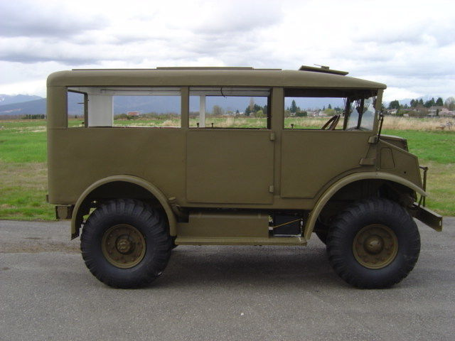 BangShift.com 1943 CMP Chevrolet C8A Military Heavy ...