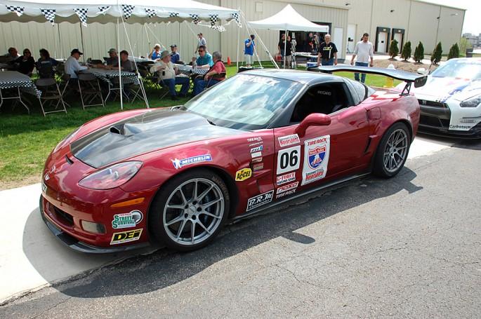 2010 Chevrolet Corvette ZR1  Sleeper Racing Team