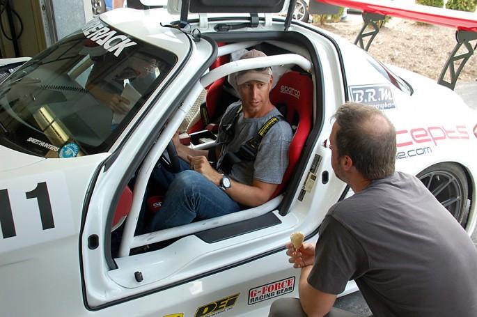 2012 Speedconcepts Mercedes  Todd Treffert