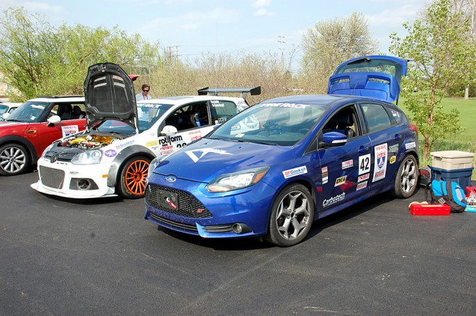 2013 Ford Focus ST  Sparrow Speed