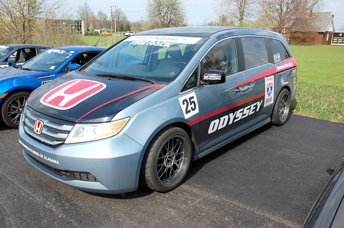 2014 Honda Odyssey  Honda Motorsports - Alabama
