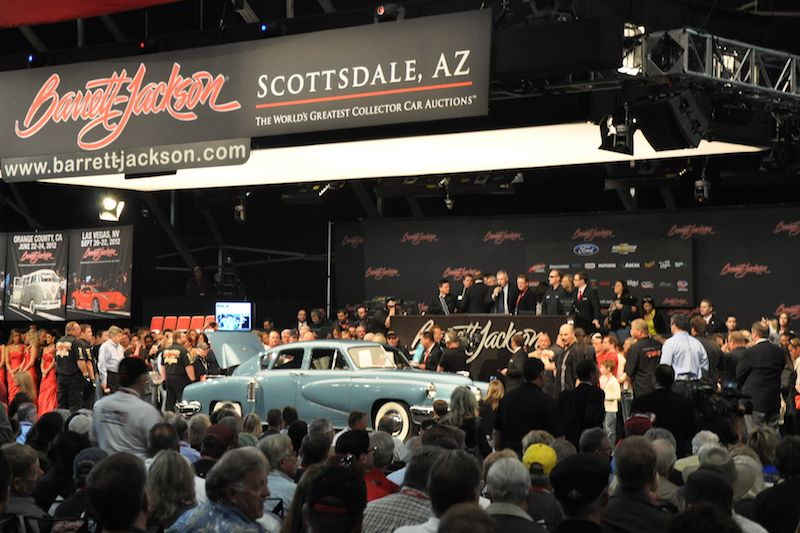 Noted Car Collector Ron Pratte Is Selling His Entire Collection At Barrett-Jackson In Scottsdale!