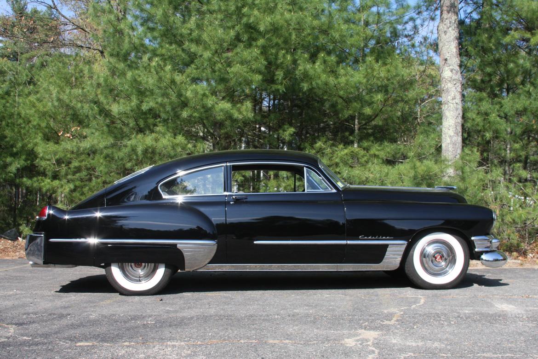Bangshift Com 1949 Cadillac