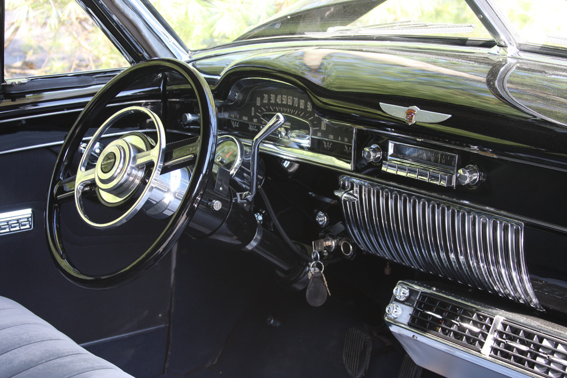 Steering Wheel Cleaner >> BangShift.com 1949 Cadillac
