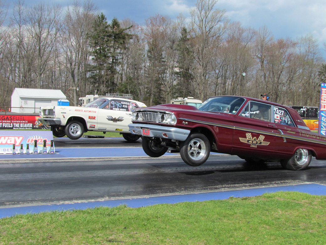 Our Last Blast Of Ford Drag Perfection From The 2014 FE Race And Reunion – Until Next Year!