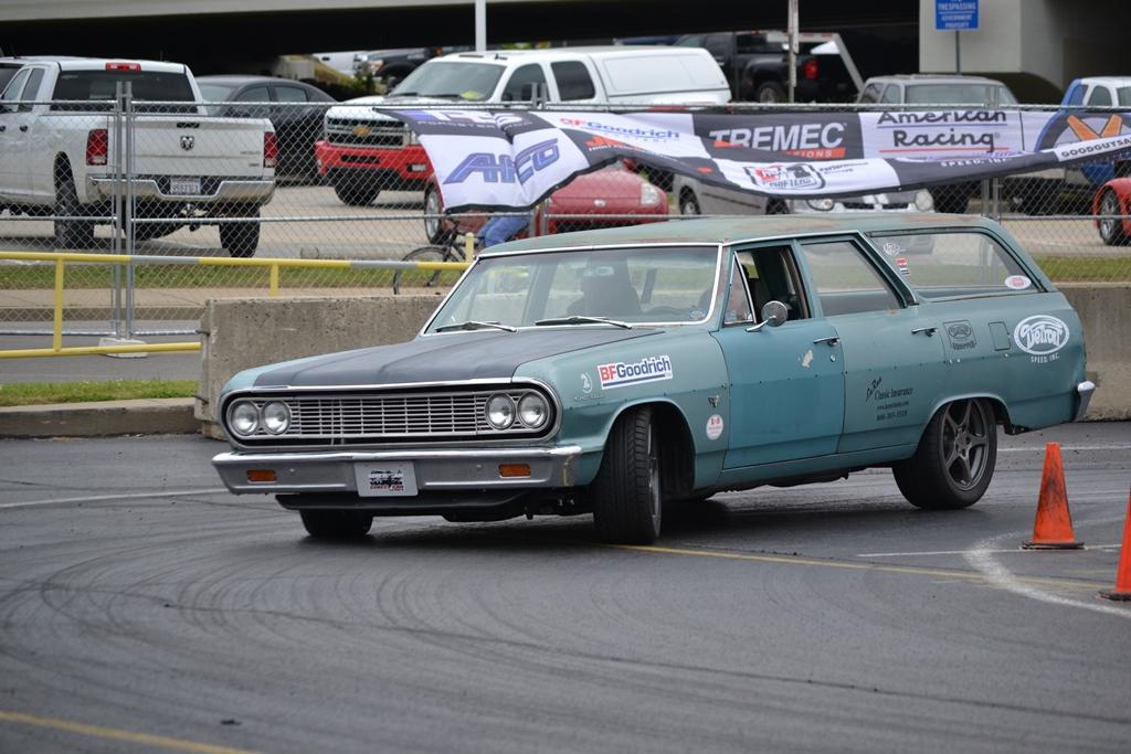 More RideTech Autocross Action From The 2014 Goodguys Nashville Nationals – Killer Kars Kornering Kones!
