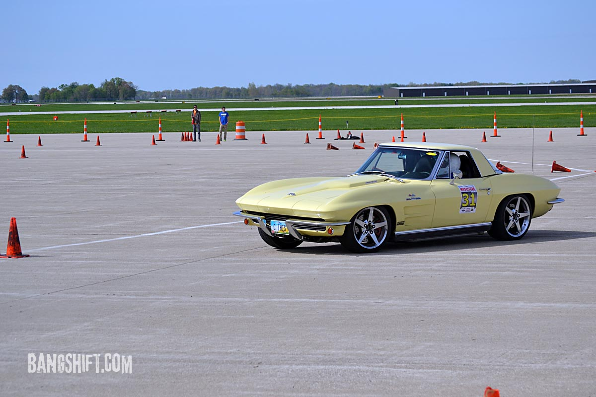 BangShift.com 2014 Midwest Muscle Car Challenge Photos: Autocross ...