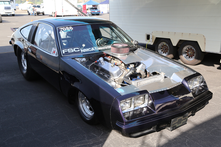The NMCA West Street Car Nationals: Killer Photos From The Pits In Pomona