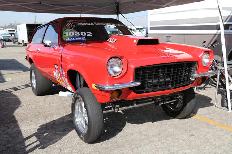 NMCA West Street Car Nationals: More Photos From The Pits Cool Cars Galore!