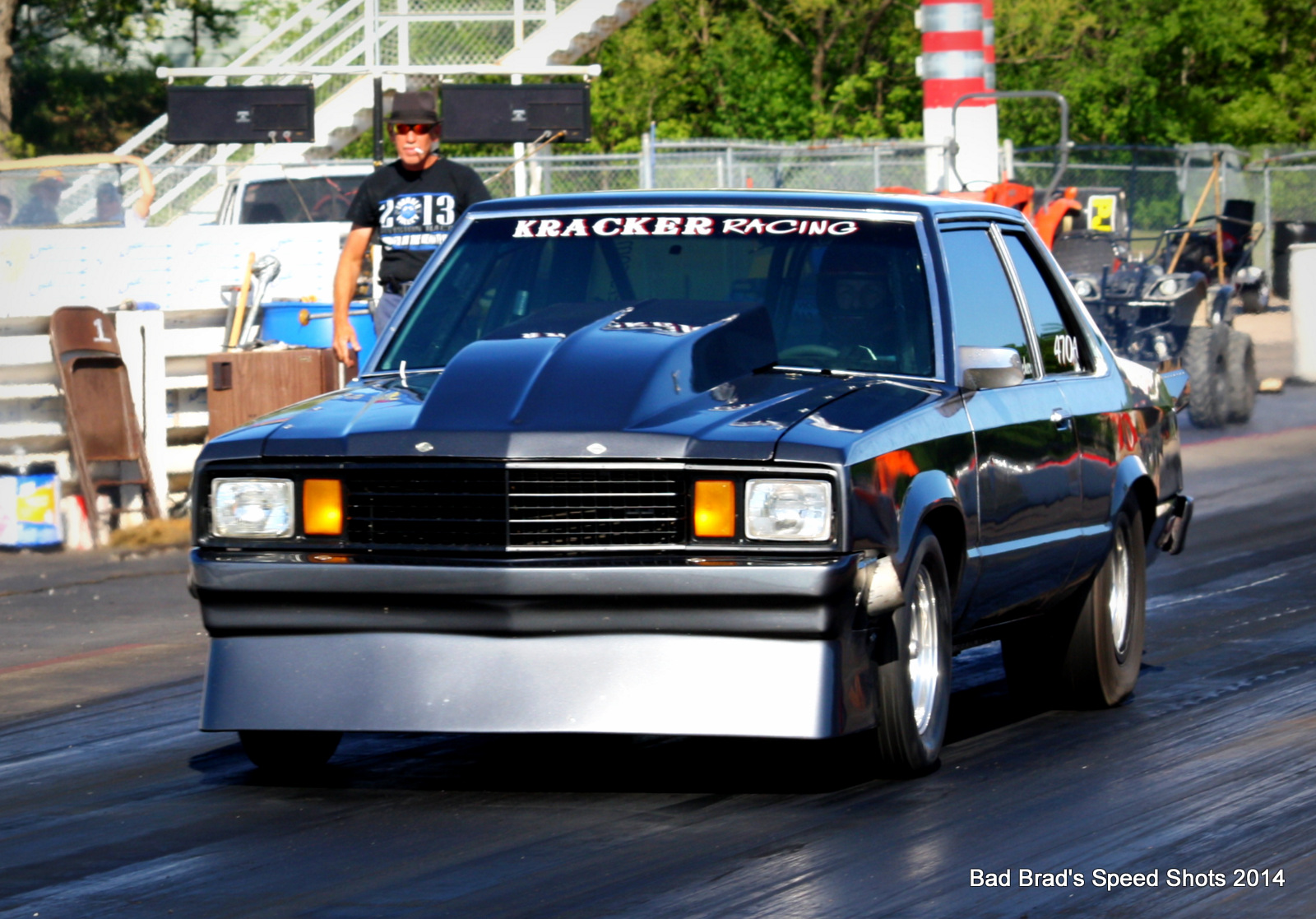 Cool Drag Action From The Pro Street Racing Association Event At Thunder Valley Raceway In Oklahoma