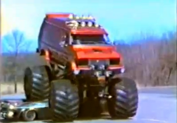 1980s Video Greatness: The Story Of The Heavy Metal Monster Van – Evolution Of The Coolest Ford Van Ever