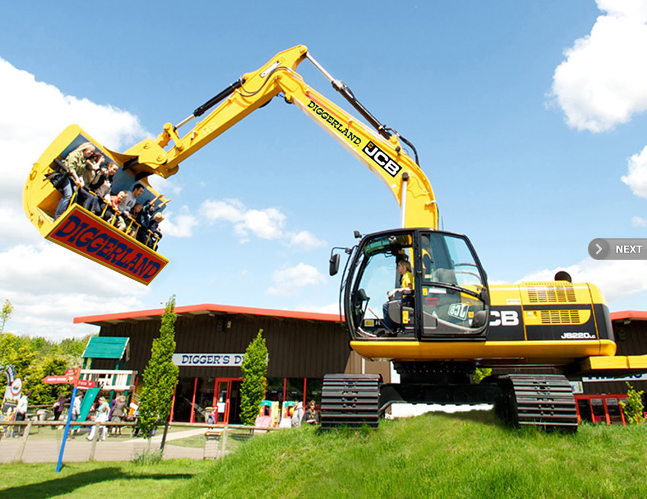 Diggerland USA Is The Most BangShift Approved Amusement Park Ever And It Opens In June