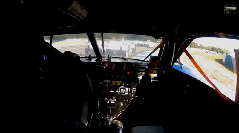 Ride Along With Jim Pace As He Thunders Around Sebring In A V8 Powered Daytona Prototype – The Sound Is FANTASTIC