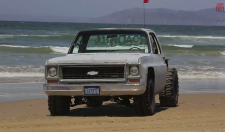 Roadkill: Finnegan And Freiburger Convert The Muscle Truck Into A Screaming, Fuel Injected, Dune Bashing Warrior