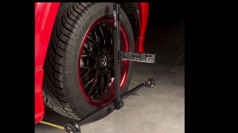 Watch RideTech's Bret Voelkel Talk About The Quicktrick Alignment System – Do A Pro Level Job Yourself!