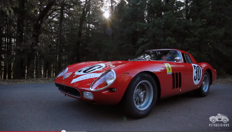 Watching And Hearing A Real 1964 Ferrari 250 GTO Hammered On Amazing Roads Will Make Your Day – New Petrolicious Video Rules