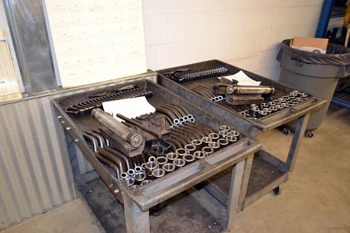 Ridetech Welding Room 010
