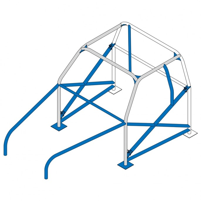 Roll Bar Cage Difference 1