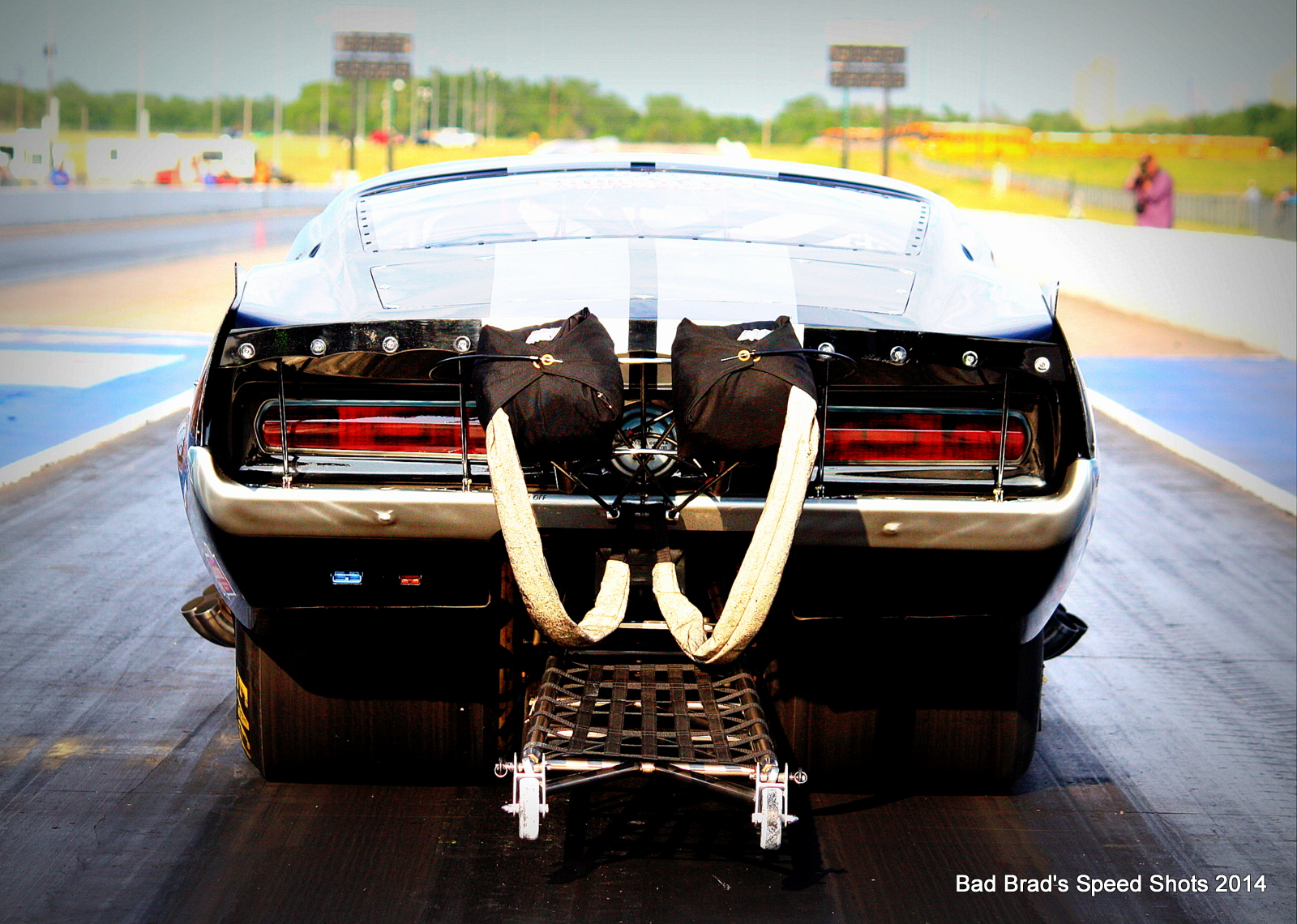 2014 Throwdown In T-Town – More Gassers, Pro Mods, Motorcycles, Action Galore