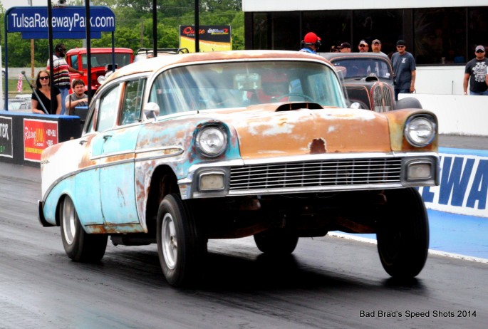 Throwdown in T-Town May 2014 Raw 803